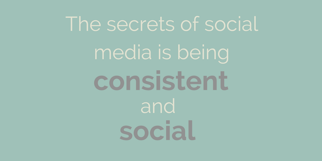 There are millions of social media users-we on your ideal customer (1)